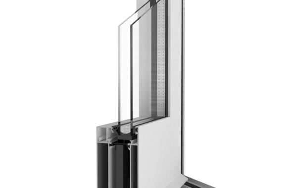 Drzwi aluminiowe MB-70HI