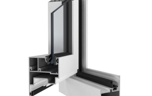 Okna aluminiowe MB-45