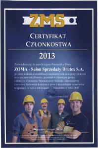 ZMS Zoma 2013