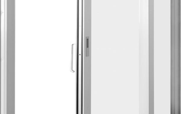Drzwi PCV HS podnoszono-przesuwne