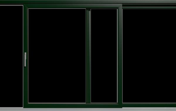Drzwi tarasowe podnoszono-przesuwne Iglo-HS