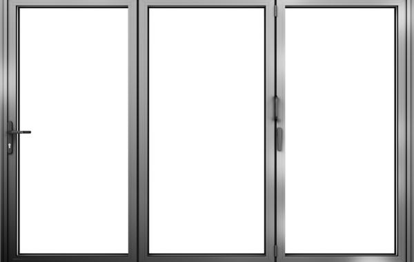 Drzwi harmonijkowe MB-86 Fold Line