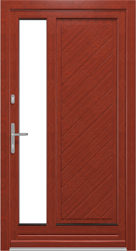 Drzwi drewniane Softline 68