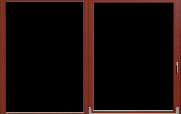 Drzwi balkonowe uchylno-przesuwne – PSK DUOLINE
