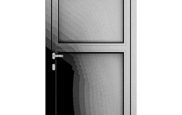Drzwi aluminiowe MB-78EI przeciwpożarowe