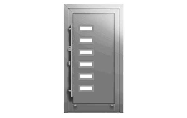 Drzwi aluminiowe MB-86SI